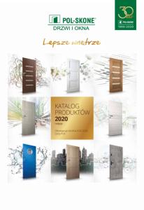 katalog drzwi i okien pol-skone 2020