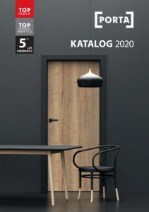 katalog drzwi Porta 2020