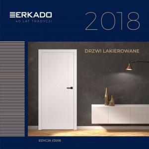 katalog drzwi lakierowanych erkado 2018